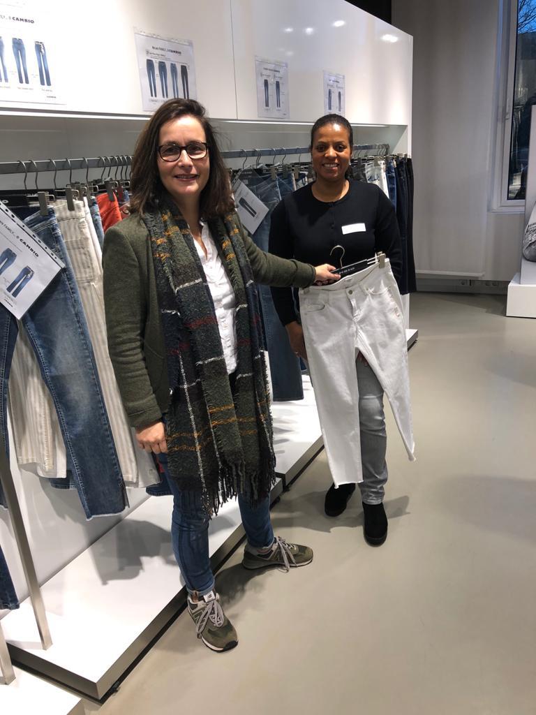 Cambio Modeschulung Düsseldorf